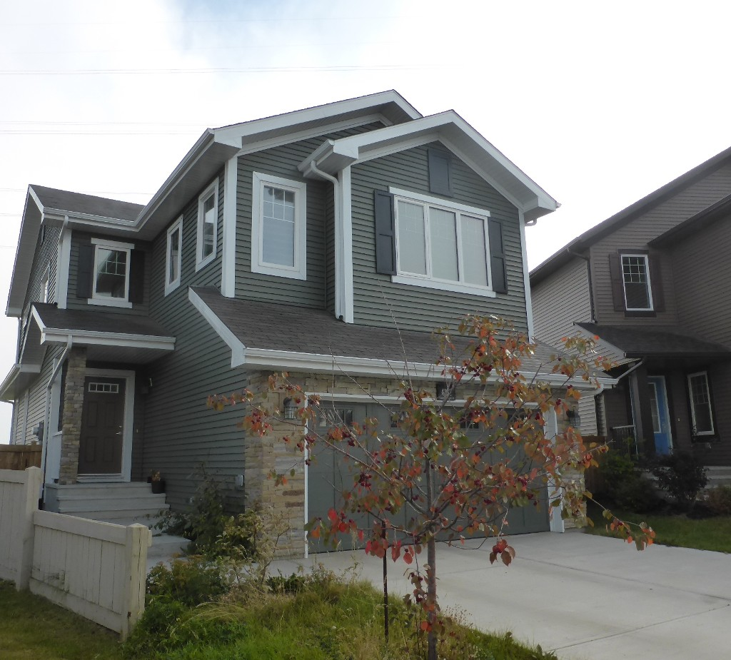 Main Photo: 4333 Crabapple Crescent: House for sale
