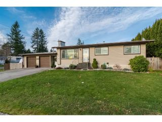 Main Photo: 32555 RIDGEWAY Street in Abbotsford: Abbotsford West House for sale : MLS® # R2227766
