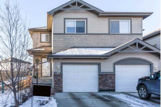 Main Photo: : Spruce Grove House Half Duplex for sale : MLS® # E4090669