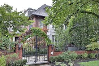 Main Photo: 12 Mckenzie Avenue in Toronto: Rosedale-Moore Park House (3-Storey) for lease (Toronto C09)  : MLS® # C4048613