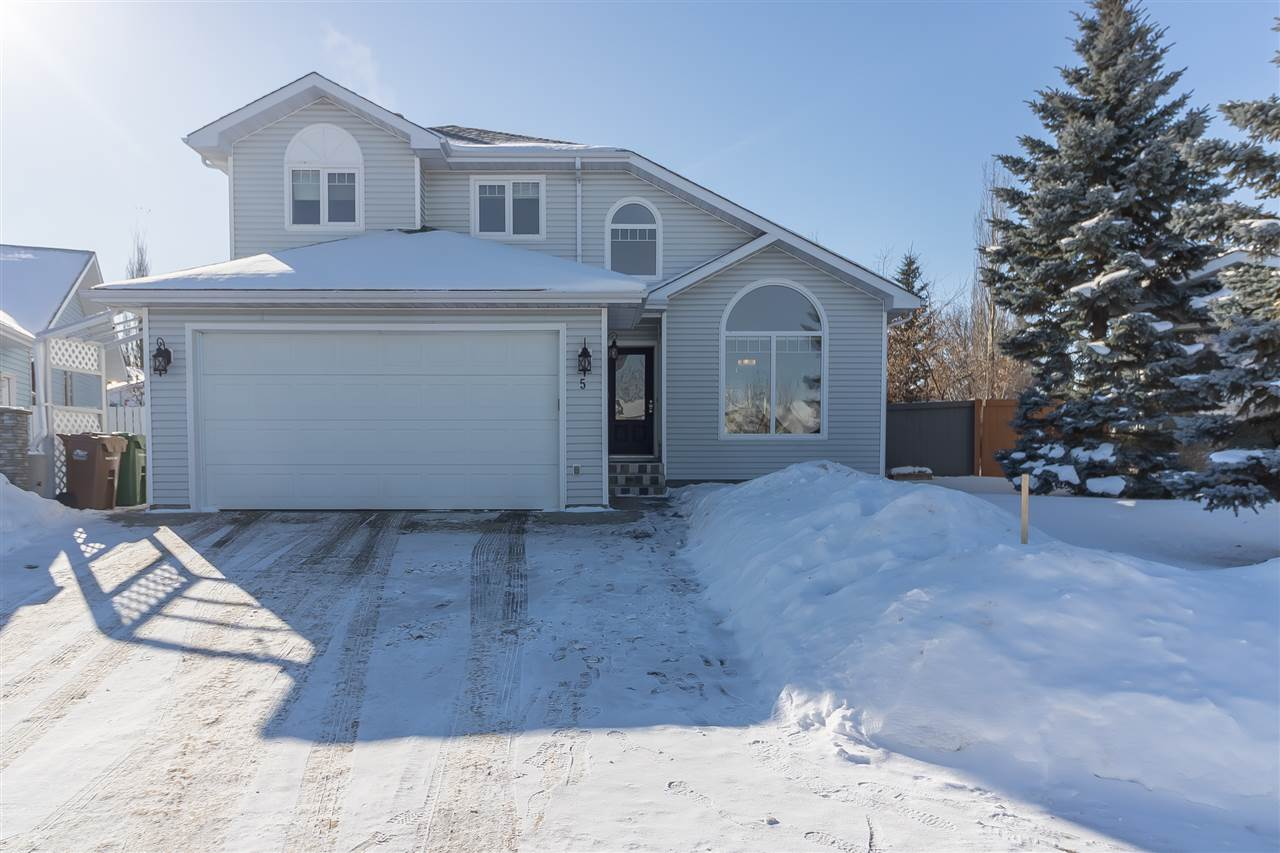 Main Photo: 5 Douglas Court: St. Albert House for sale : MLS® # E4097706