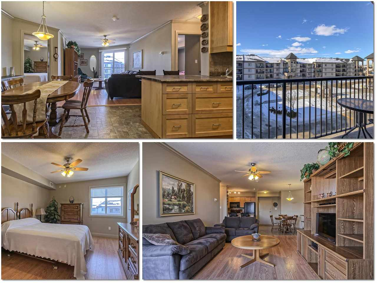 Main Photo:  in Edmonton: Zone 27 Condo for sale : MLS® # E4098995