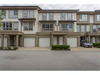 "Main Photo: 21 19505 68A Avenue in Surrey: Clayton Townhouse for sale in ""Clayton Rise"" (Cloverdale)  : MLS®# R2280996"