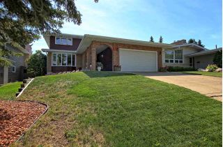 Main Photo: 11 GARRAWAY Place: St. Albert House for sale : MLS®# E4121695