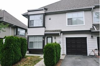 "Main Photo: 49 12099 237 Street in Maple Ridge: East Central Townhouse for sale in ""GABRIOLA"" : MLS®# R2294353"