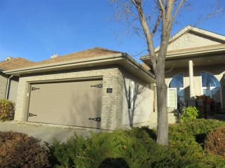 Main Photo: 20 600 REGENCY Drive: Sherwood Park House Half Duplex for sale : MLS®# E4132091