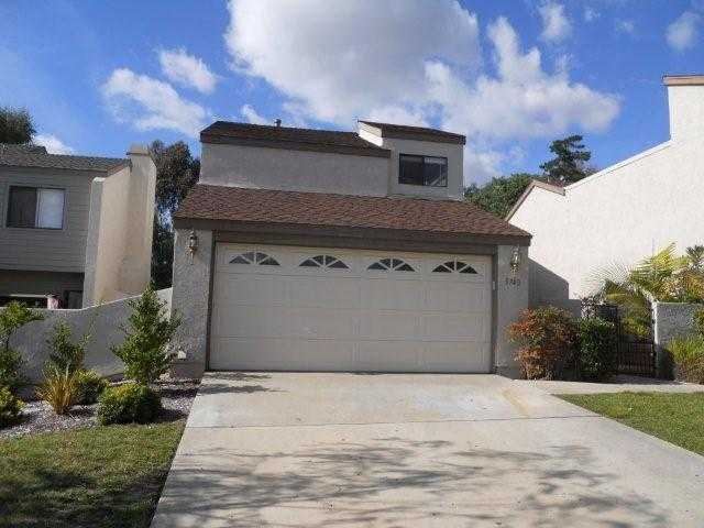 Main Photo: TIERRASANTA House for sale : 3 bedrooms : 5740 Menorca in San Diego