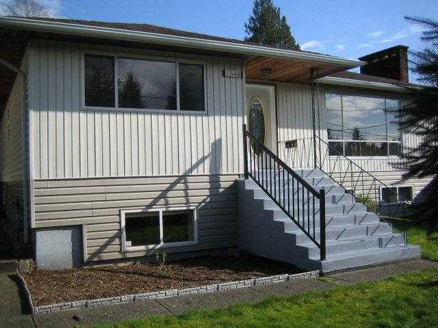 Main Photo: 1848 LARSON Road in North Vancouver: Hamilton House for sale : MLS® # V882255