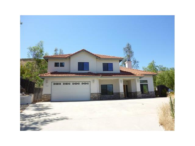 Main Photo: RAMONA House for sale : 4 bedrooms : 16306 Oak Springs