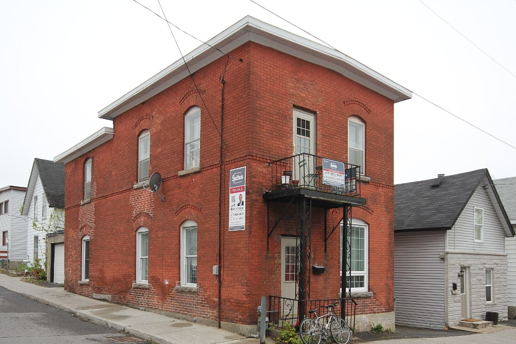 Main Photo: 44 Garland Street in Ottawa: Hintonburg Residential for sale ()  : MLS® # 829667