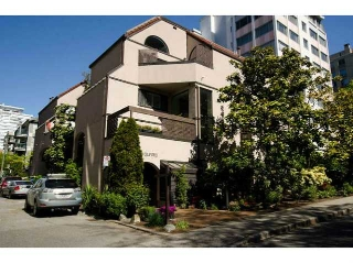 Main Photo: # 3 1019 GILFORD ST in Vancouver: West End VW Condo for sale (Vancouver West)  : MLS® # V1007087