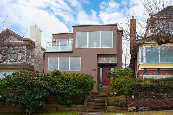 Main Photo: 3738 W 13TH AV in Vancouver: Point Grey House for sale (Vancouver West)  : MLS(r) # V1050679