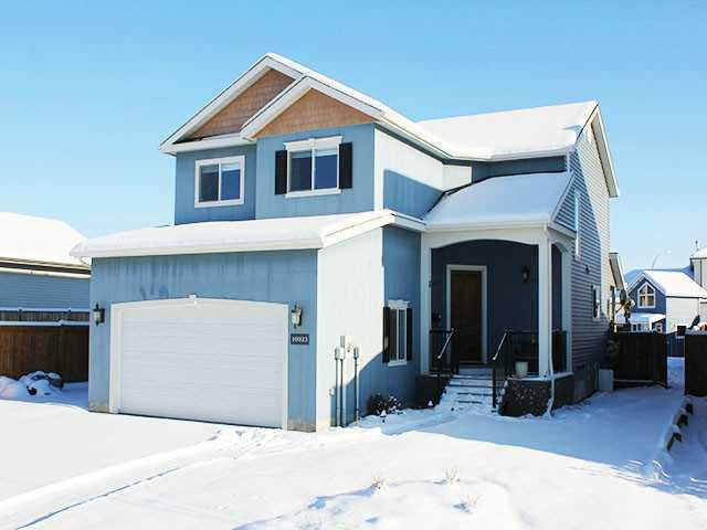 "Main Photo: 10923 88A Street in Fort St. John: Fort St. John - City NE House for sale in ""WHISPERING WINDS"" (Fort St. John (Zone 60))  : MLS® # N240892"