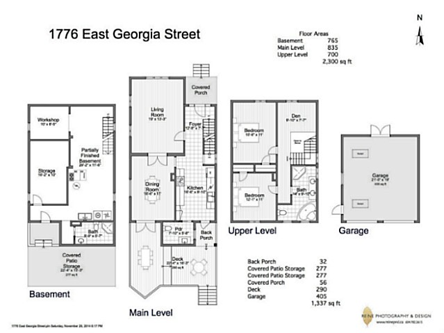 Photo 20: 1776 E GEORGIA Street in Vancouver: Hastings House for sale (Vancouver East)  : MLS® # V1096191