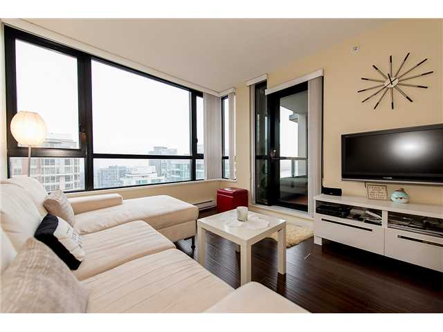 Main Photo: 2901 909 MAINLAND Street in Vancouver: Yaletown Condo for sale (Vancouver West)  : MLS® # V1098557