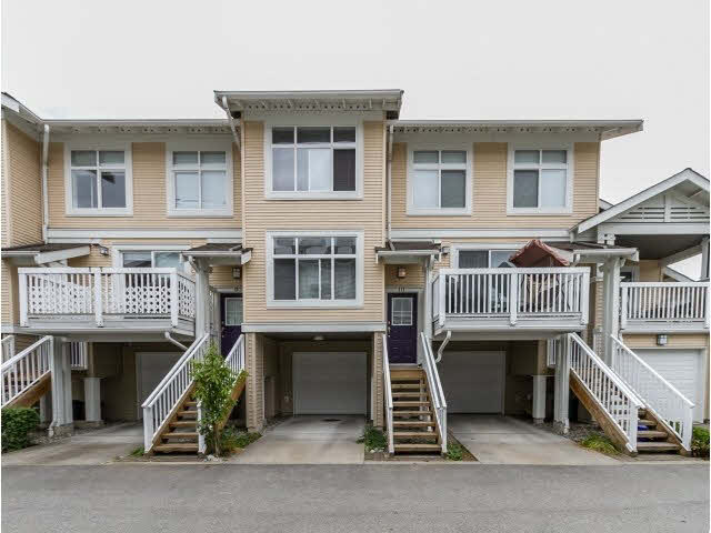 "Main Photo: 111 7179 201ST Street in Langley: Willoughby Heights Townhouse for sale in ""DENIM"" : MLS® # F1447236"