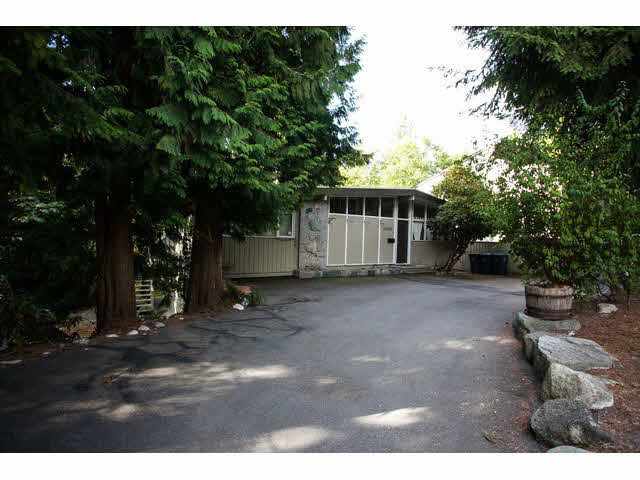 "Main Photo: 13368 COULTHARD Road in Surrey: Panorama Ridge House for sale in ""Panorama Ridge"" : MLS® # F1450526"