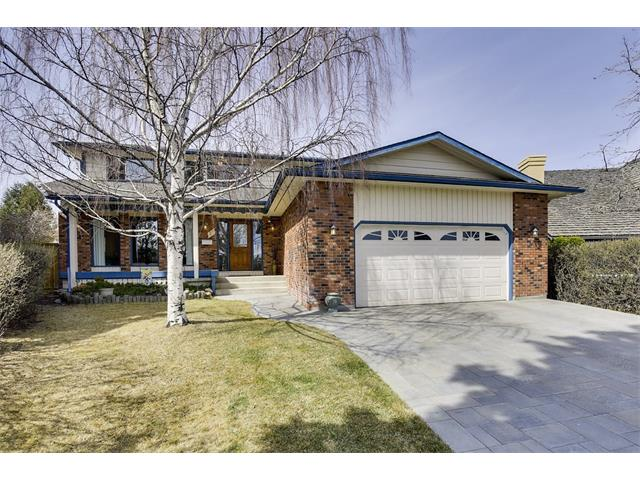 Main Photo: COACHWOOD PL SW in Calgary: Coach Hill House for sale
