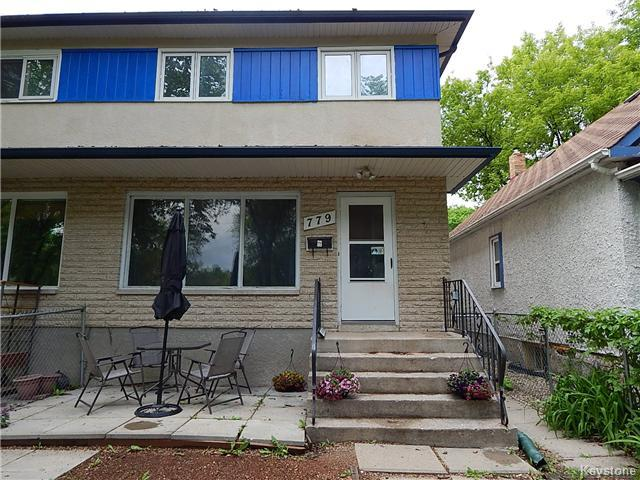 Main Photo: 779 Rathgar Avenue in Winnipeg: Manitoba Other Residential for sale : MLS® # 1614010