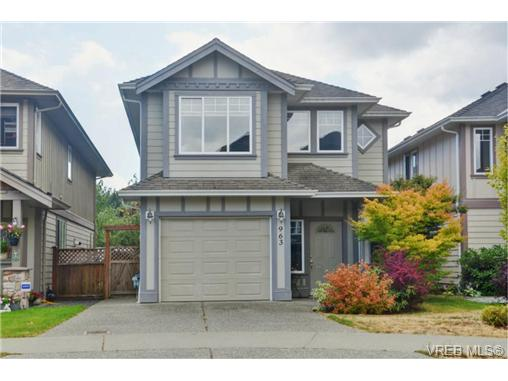 Main Photo: 963 Firehall Creek Road in VICTORIA: La Walfred Single Family Detached for sale (Langford)  : MLS(r) # 368862