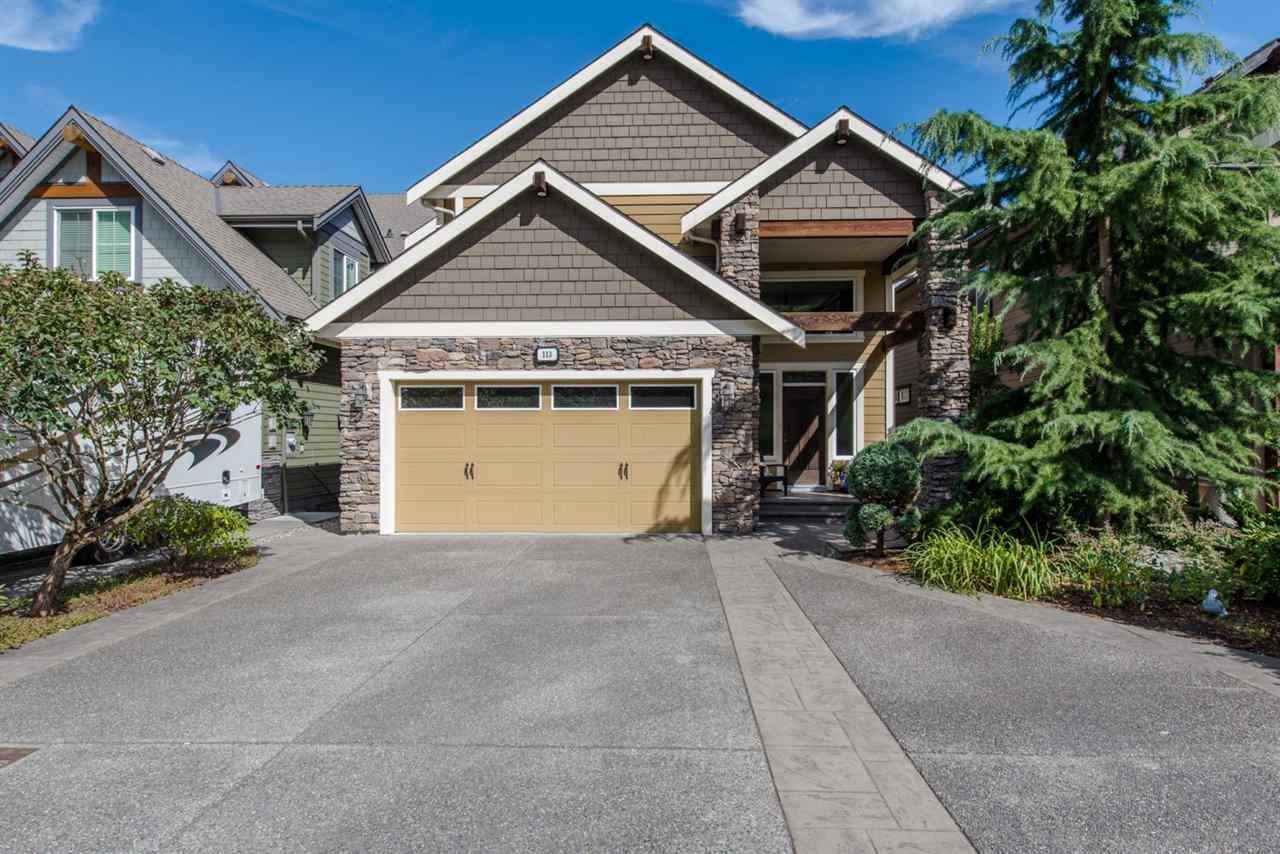"Main Photo: 113 45473 ARIEL Place in Chilliwack: Cultus Lake House for sale in ""Riverstone Heights"" : MLS® # R2107357"