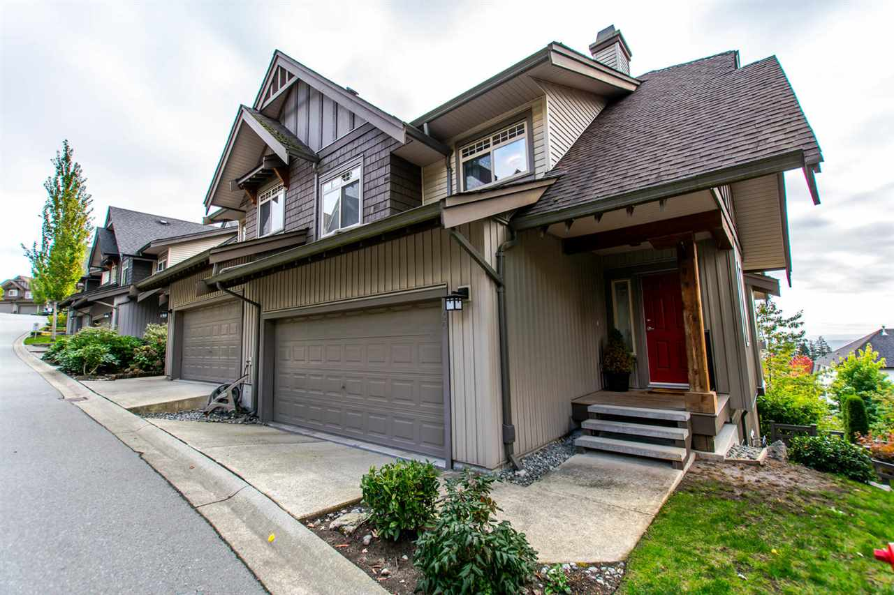 "Main Photo: 50 55 HAWTHORN Drive in Port Moody: Heritage Woods PM Townhouse for sale in ""COBALT SKY"" : MLS®# R2119312"