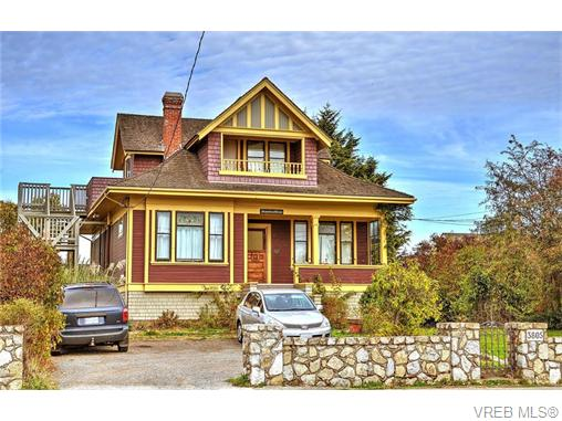 Main Photo: 3805 Carey Road in VICTORIA: SW Tillicum Single Family Detached for sale (Saanich West)  : MLS® # 371628