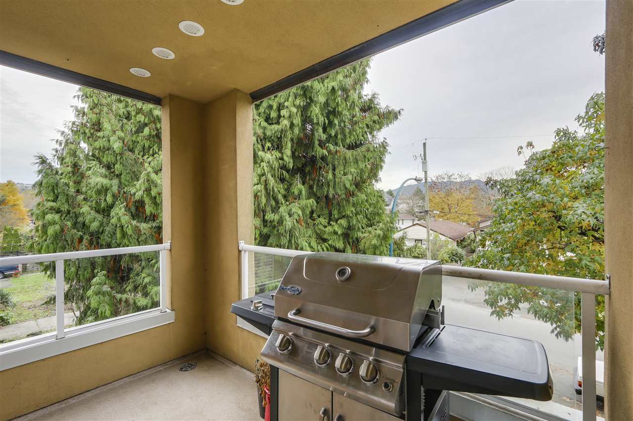 "Photo 14: 204 2340 HAWTHORNE Avenue in Port Coquitlam: Central Pt Coquitlam Condo for sale in ""BARRINGTON PLACE"" : MLS(r) # R2121833"