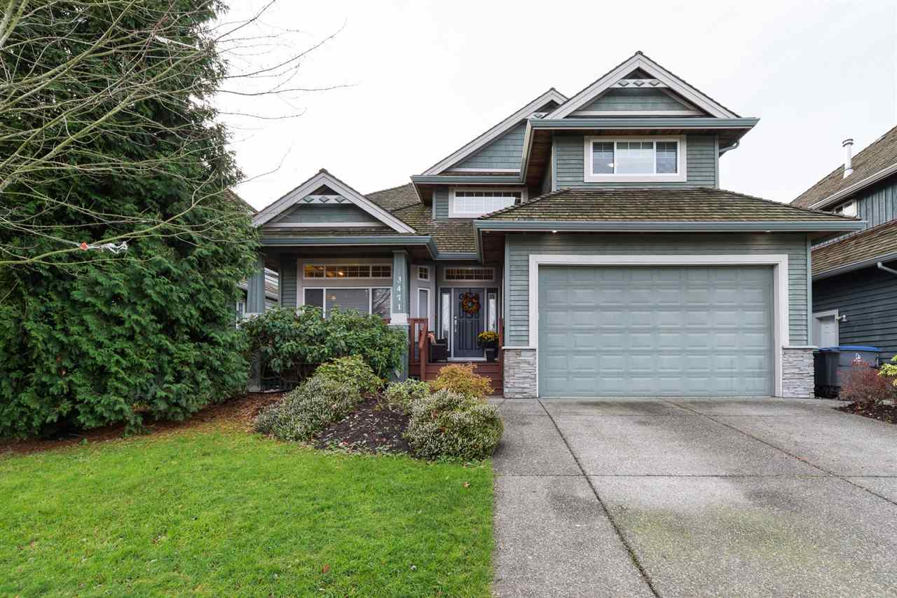 "Main Photo: 3471 156A Street in Surrey: Morgan Creek House for sale in ""Morgan Creek Ironwood"" (South Surrey White Rock)  : MLS® # R2125464"