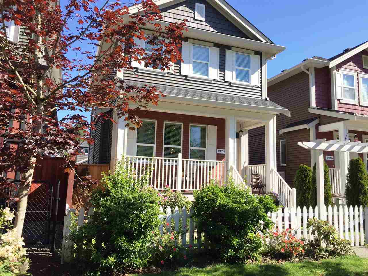 Main Photo: 24177 102 Avenue in Maple Ridge: Albion House for sale : MLS® # R2128028