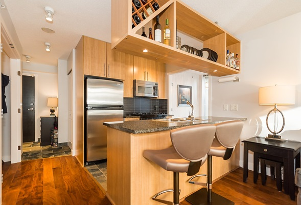 "Photo 6: 202 1001 RICHARDS Street in Vancouver: Downtown VW Condo for sale in ""Miro"" (Vancouver West)  : MLS(r) # R2130172"