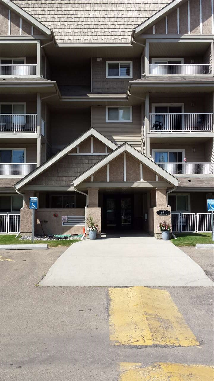 Main Photo: 406B 6 Spruce Ridge Drive: Spruce Grove Condo for sale : MLS(r) # E4047688