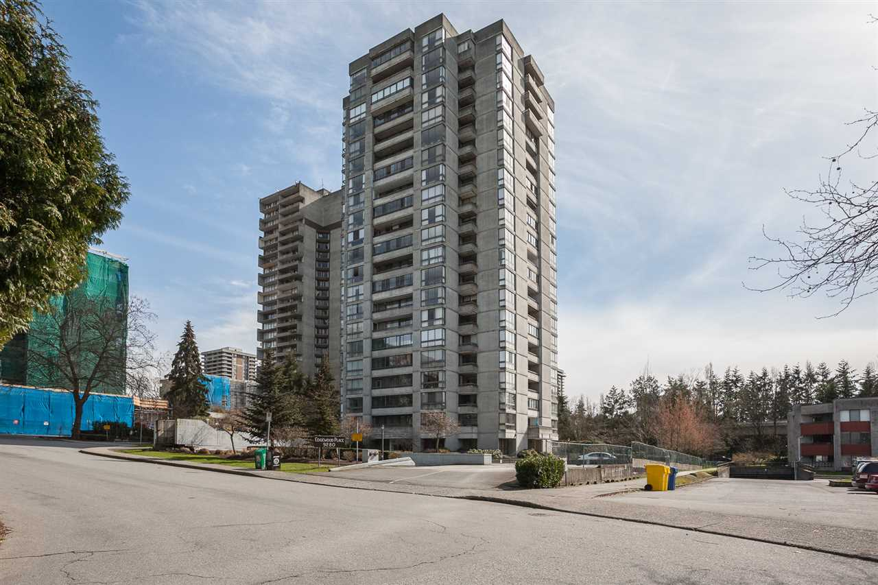 "Photo 2: 1104 9280 SALISH Court in Burnaby: Sullivan Heights Condo for sale in ""EDGEWOOD PLACE"" (Burnaby North)  : MLS(r) # R2153486"
