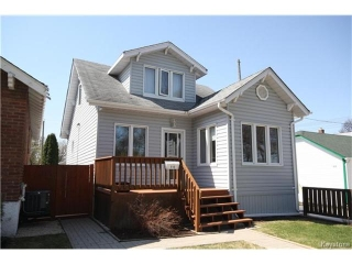 Main Photo: 512 Anderson Avenue in Winnipeg: Sinclair Park Residential for sale (4C)  : MLS(r) # 1711105