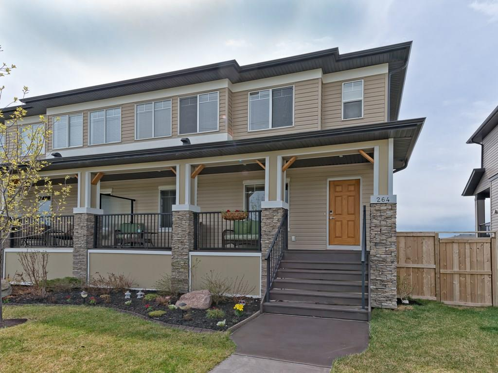 Photo 1: 264 RAINBOW FALLS Green: Chestermere House for sale : MLS(r) # C4116928