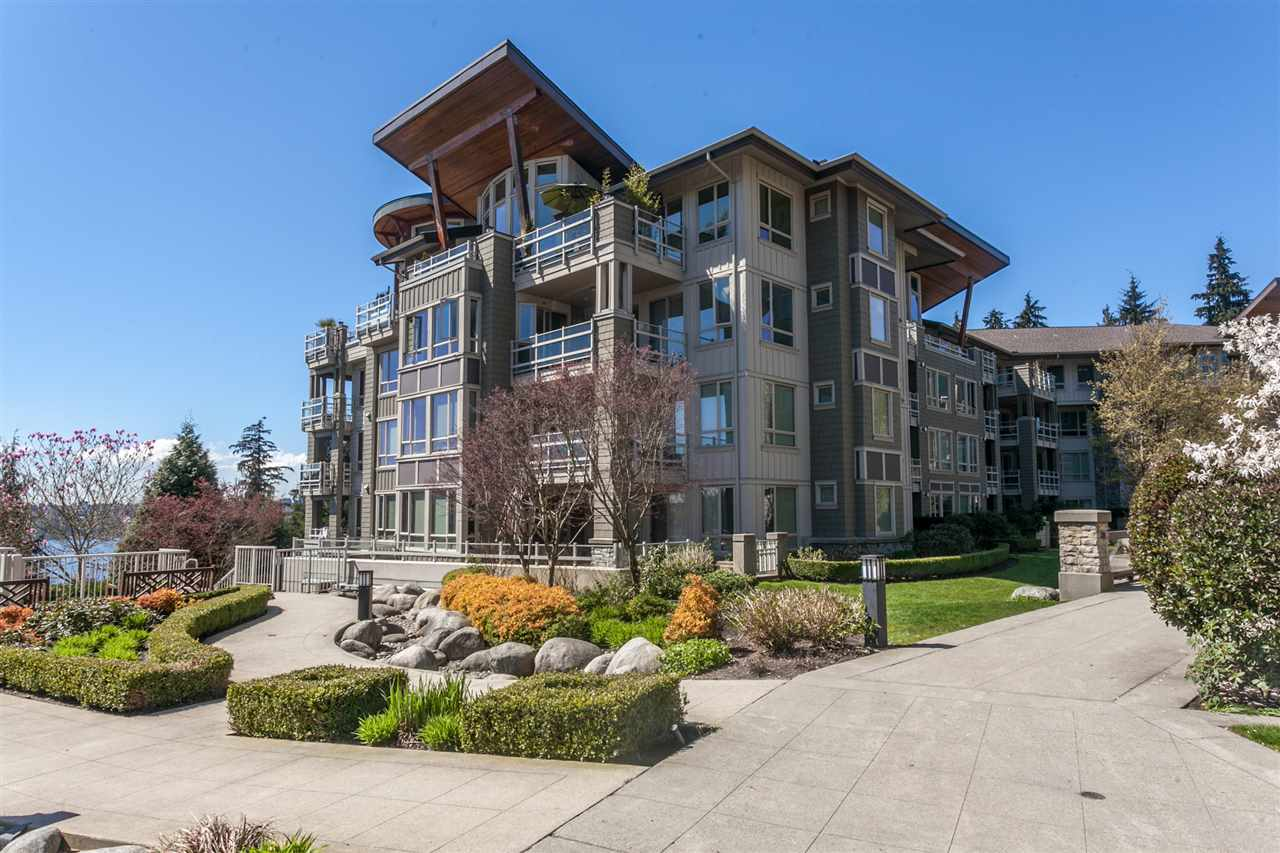 Main Photo: 505 560 RAVEN WOODS DRIVE in North Vancouver: Roche Point Condo for sale : MLS® # R2158758