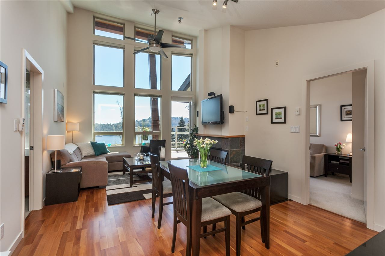 Photo 9: 505 560 RAVEN WOODS DRIVE in North Vancouver: Roche Point Condo for sale : MLS® # R2158758