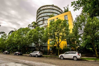 "Main Photo: 411 1485 W 6TH Avenue in Vancouver: False Creek Condo for sale in ""CARRARA OF PORTICO"" (Vancouver West)  : MLS(r) # R2176327"