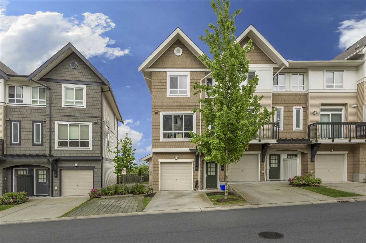 "Main Photo: 47 1295 SOBALL Street in Coquitlam: Burke Mountain Townhouse for sale in ""TYNE RIDGE"" : MLS(r) # R2176668"
