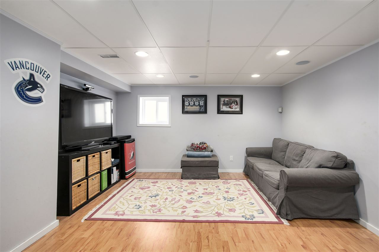 Plenty of room to socialize or make into the ultimate play room for the children!