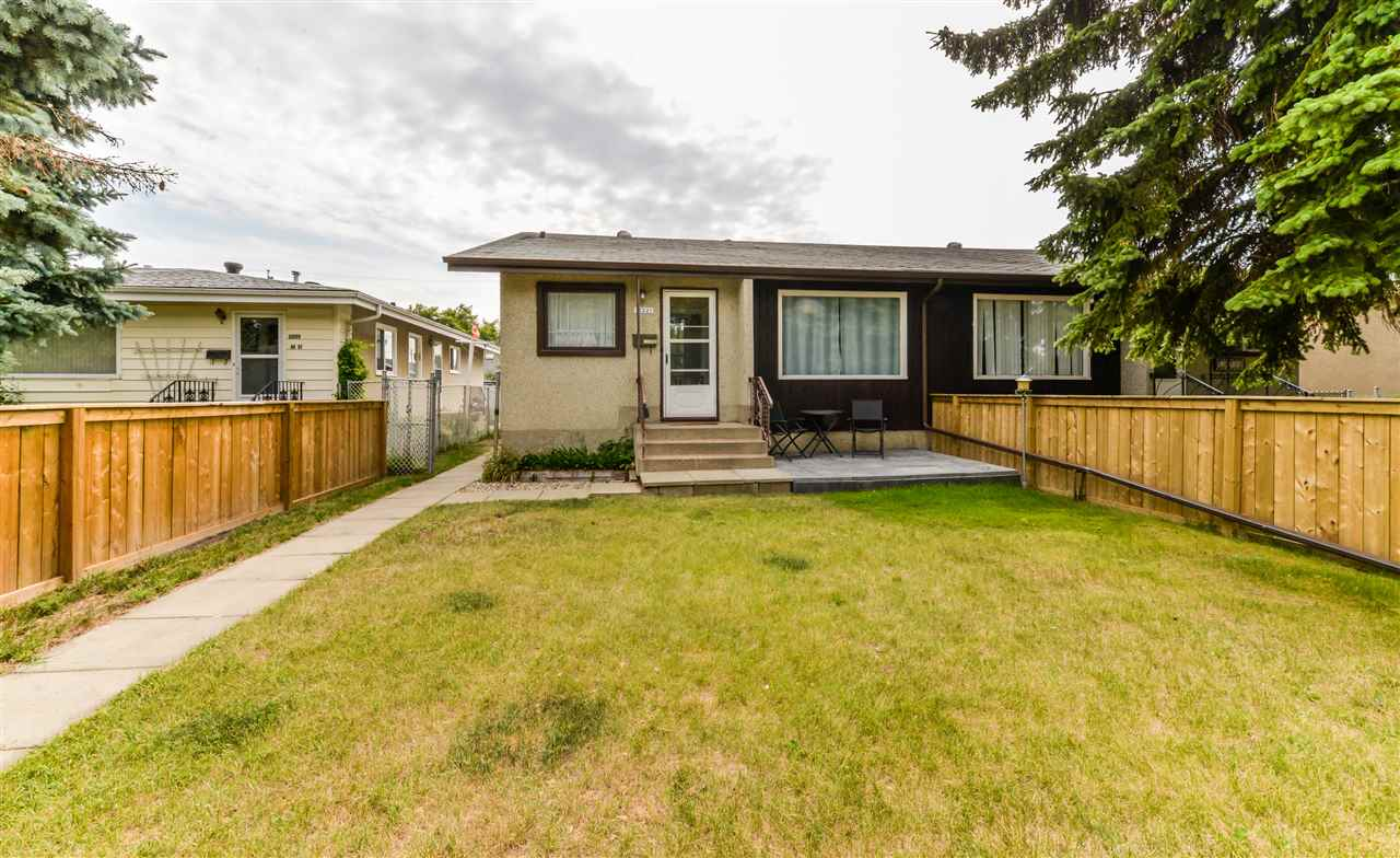 Main Photo: 13221 60 Street in Edmonton: Zone 02 House Half Duplex for sale : MLS® # E4072526