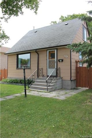 Main Photo: 406 Ferry Road in Winnipeg: St James Residential for sale (5E)  : MLS® # 1718885