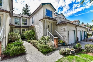 "Main Photo: 21 10038 150 Street in Surrey: Guildford Townhouse for sale in ""Mayfield Green"" (North Surrey)  : MLS® # R2196242"