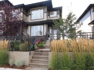 Main Photo: 7484 May Common in Edmonton: Zone 14 Attached Home for sale : MLS® # E4082410