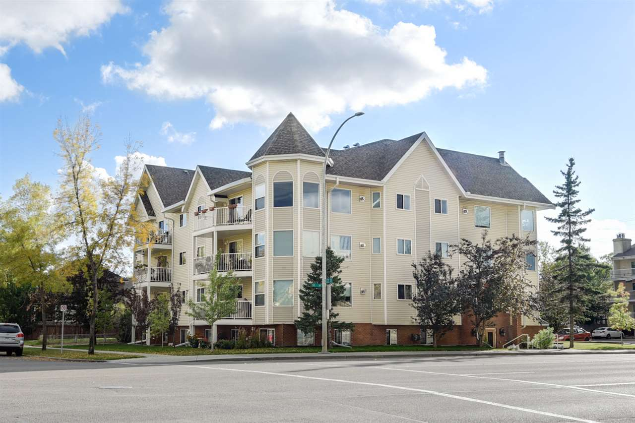 Main Photo: 404 12205 111 Avenue in Edmonton: Zone 07 Condo for sale : MLS® # E4082808