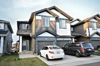 Main Photo:  in Edmonton: Zone 58 Townhouse for sale : MLS® # E4084896