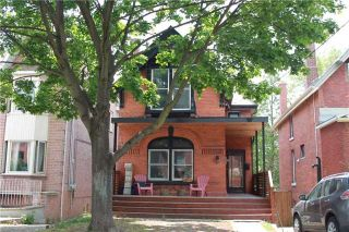 Main Photo: Lower 61 Shannon Street in Toronto: Trinity-Bellwoods House (2-Storey) for lease (Toronto C01)  : MLS® # C3953323
