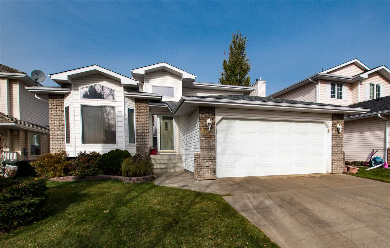 Main Photo: 119 CHARLTON Crescent: Sherwood Park House for sale : MLS® # E4085291