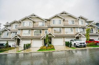 Main Photo: 9 7059 210 Street in Langley: Willoughby Heights Townhouse for sale : MLS® # R2215859