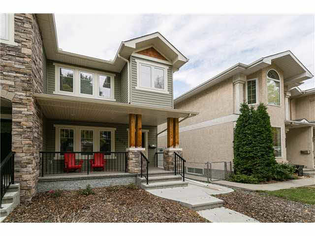Main Photo: 9226 92 Street NW in Edmonton: House Half Duplex for sale : MLS® # E3391977